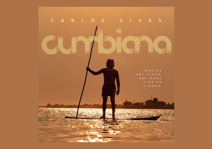 Colombian icon Carlos Vives presents Cumbiana featuring R&B artist Jessie Reyez