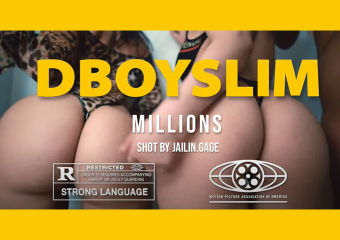 """""""Millions"""" shows off how talented and self-assured DboySlim is!"""