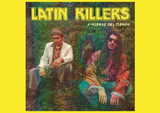 "Bay Area Fusion Alternative Duo Latin Killers Releases Video For ""Cúrame"""