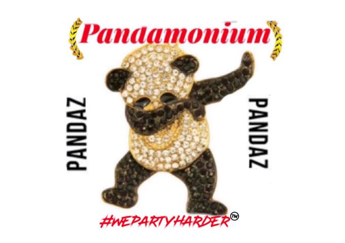 """PandaZ – """"Pandamonium"""" – the hottest hard-hitting duo behind the boards!"""