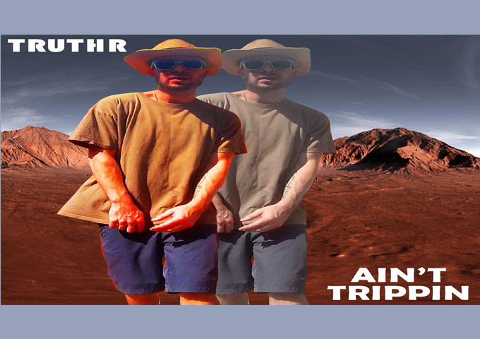 """TRUTHR – """"Ain't Trippin"""" – wordplay and lyricism come shining through"""