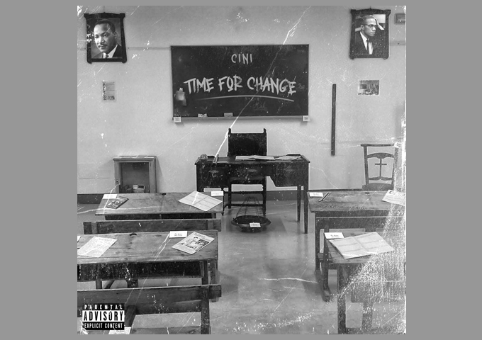 """Cini – """"Time for Change"""" has something important to say throughout the song"""