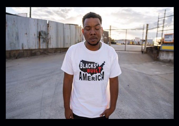 New Single 'Ain't Normal' by Solo LaMaze Pays Homage To Louisville & Black Awareness