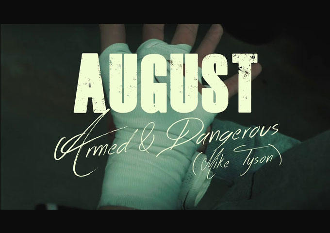 "August – ""Armed & Dangerous"" is comfortable and focused, openly brandishing his lyrical weaponry"