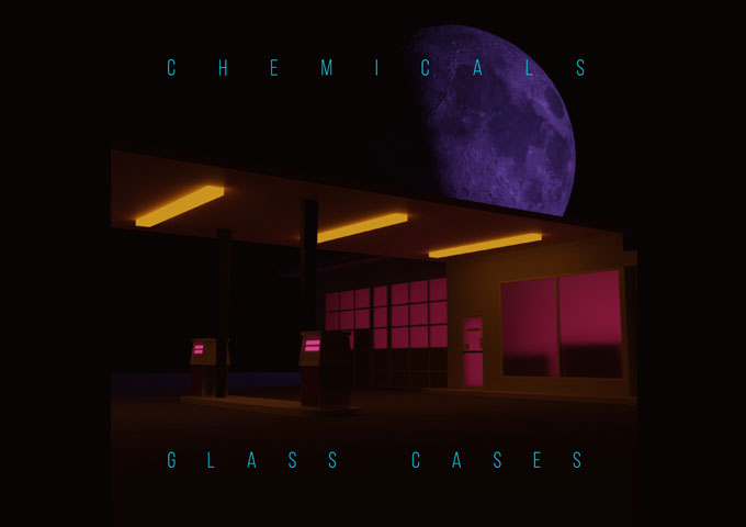 "Glass Cases brings a whole new energy to the pop/synth-rock genre with ""Chemicals"""