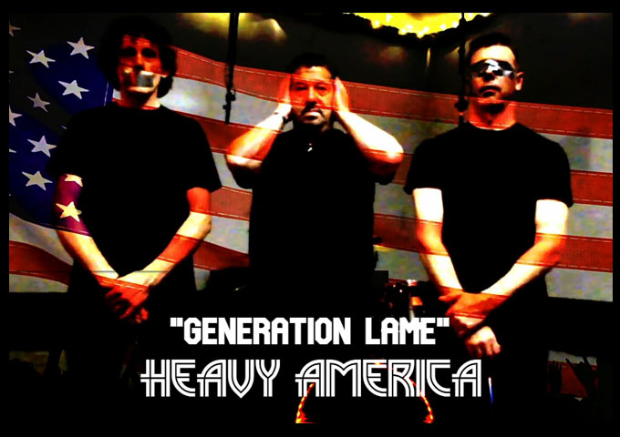 """Heavy AmericA – """"Generation Lame"""" puts a fresh stamp on hard-edged classic rock"""