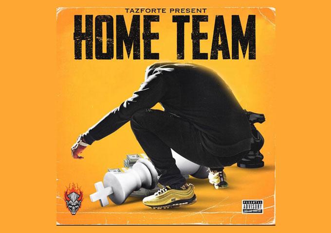 "Atlanta-based Hip Hop and Rap artist Taz Forte releases ""Home Team"" EP"