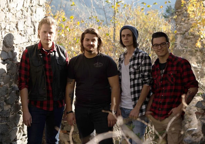 Alternative Rock Newcomers Tomorrow's Fate Present their Debut Single 'Son Come Home'