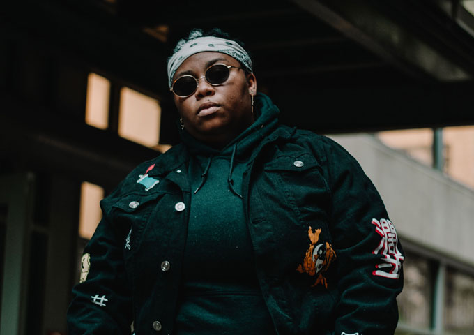 INTERVIEW: Zeus Da Don a female rapper based out of Ohio