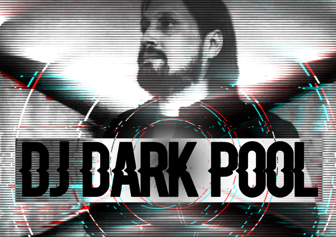 "DJ Dark Pool – ""I'm Broke"" – diversely shimmering structures of the same basic architectural design"