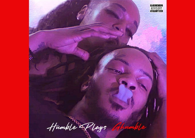 """Ghumble – """"Humble Plays"""" – his own idiosyncratic style of melody and rhyme!"""