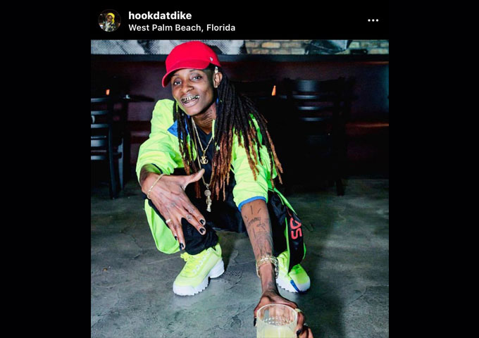 """Been Dat Dike"" – Hookdatdike Puts Up For The LGBT Community"