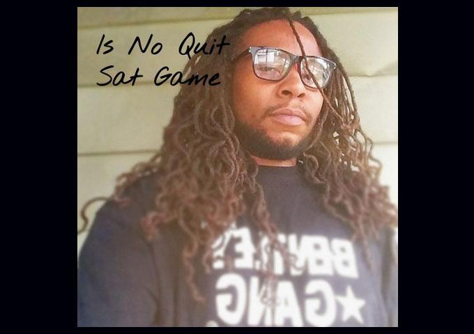 Multi-Instrumentalist Rapper Sat Game Releases 'Is No Quit'
