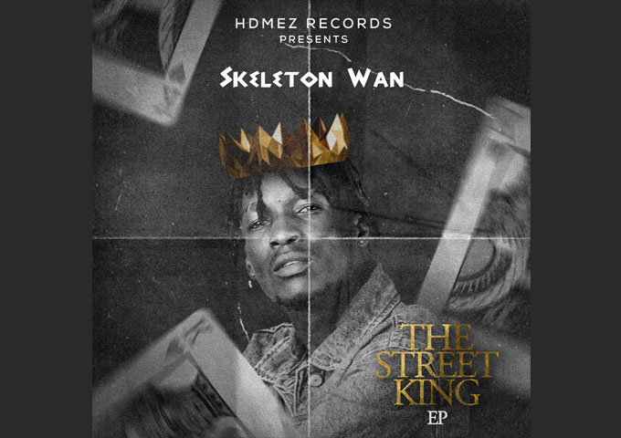 HDMEZ RECORDS Announces the Release of the New EP from Skeleton Wan