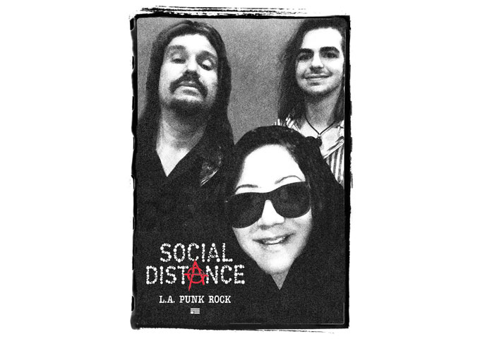 "Social Distance – ""Outside Your House"" – The confidence heard in the lyrics is enhanced by the driving music"