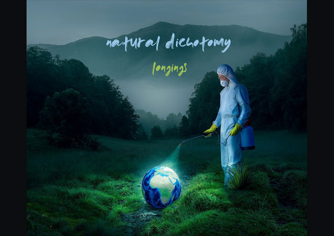 """natural dichotomy – """"longings"""" – an upbeat but intoxicating musical journey"""