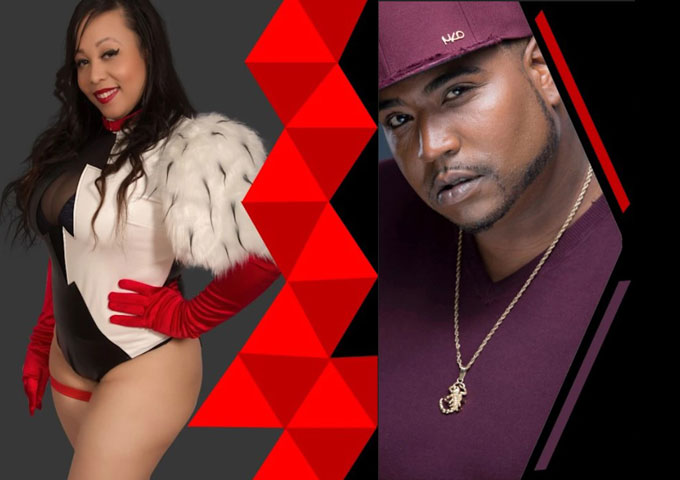 """Mega Sean and Mz Tulip – """"The Rise Of M Pt 1 & 2"""" – effortlessly meshing their voices!"""