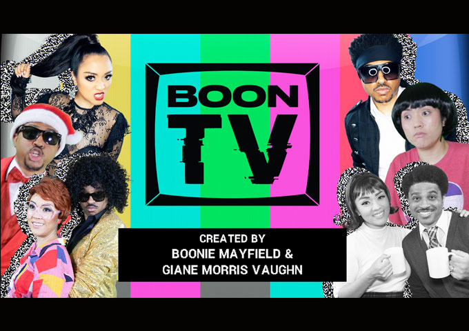 """Boonie Mayfield & Giane Morris Vaughn – """"BOON TV: The Pilot"""" – inspiring passion and certified skill!"""