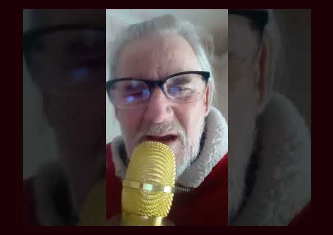 Danny Gates The Aged Singer has been passionately singing and making videos of his songs, for over 15 years