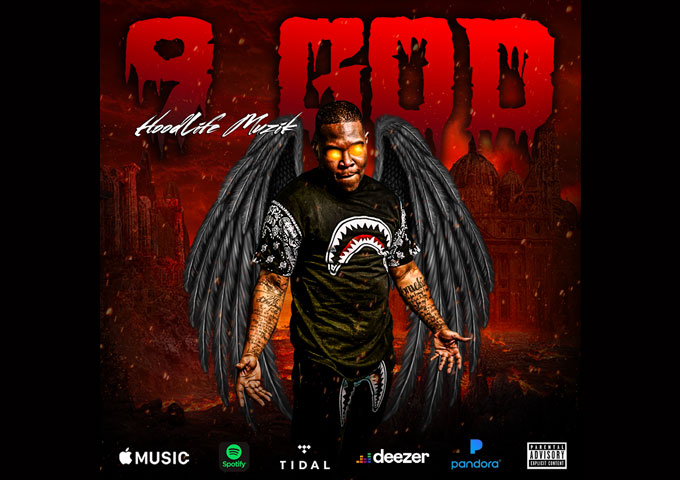 """Hoodlife Muzik – """"9 God"""" brings vibes, moods and messages that will satisfy all fans"""