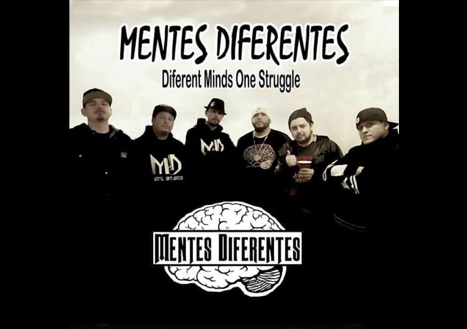 Mentes Diferentes is a collective of recording and visual artists