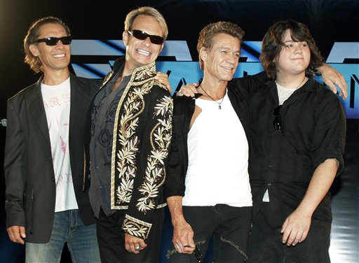 Van Halen: Next Live Dates
