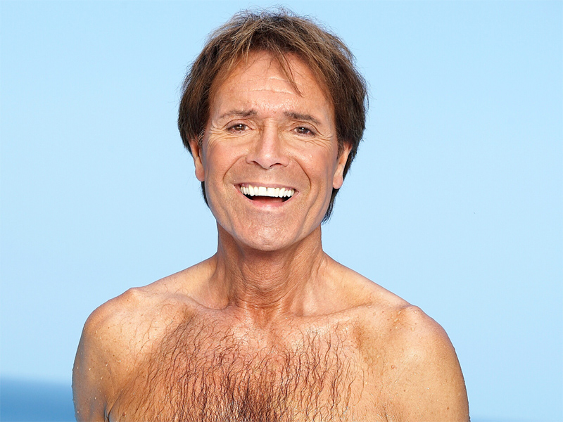 SIR CLIFF RICHARD, ELAINEE And The Rumours…
