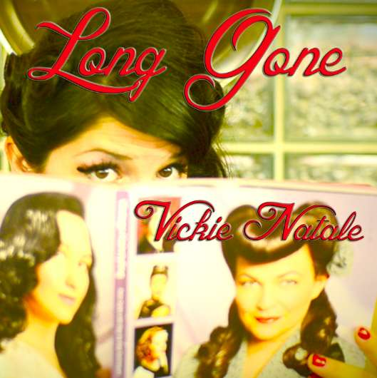 "VICKIE NATALE: The Star Search Winner Is Back With ""Long Gone"""