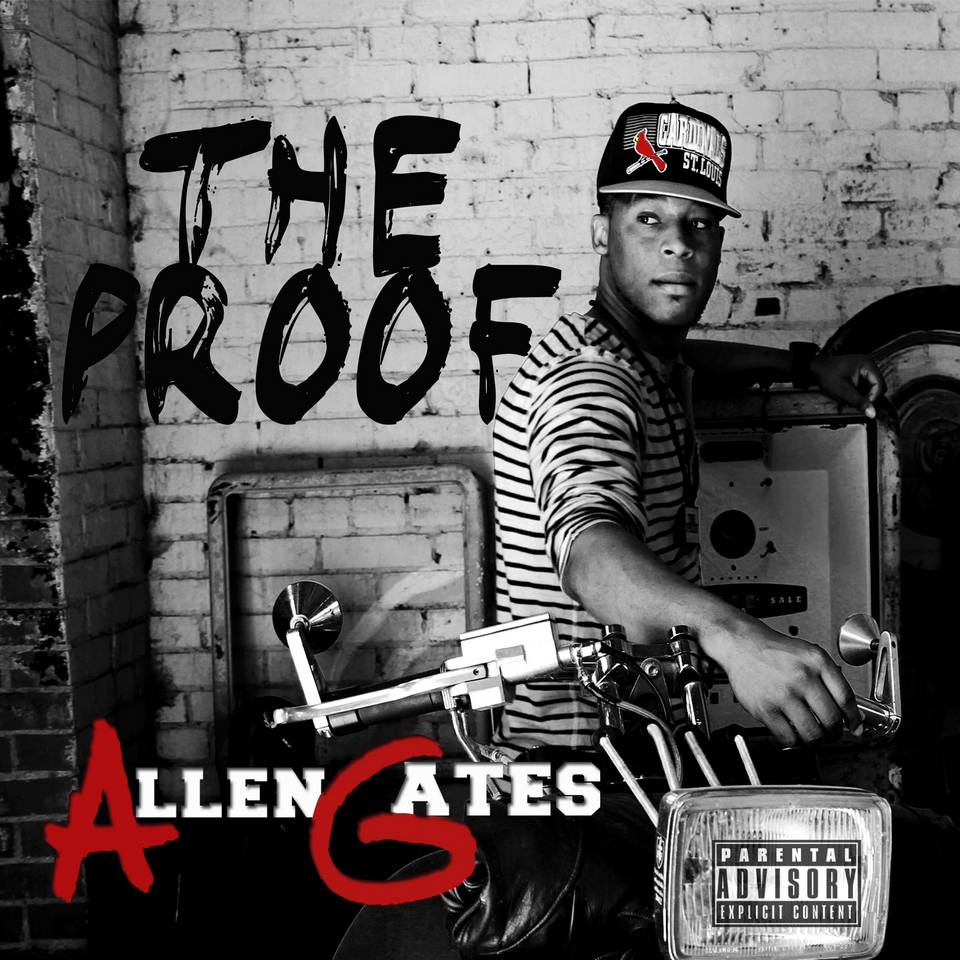"ALLEN GATES: ""The Proof"" An Album With An Original Edge!"