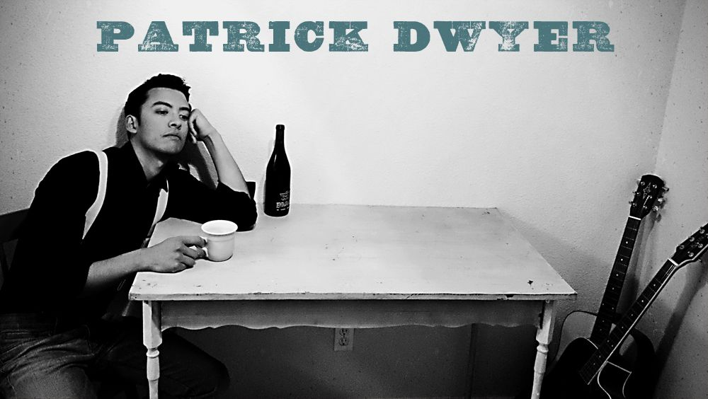 """PATRICK DWYER: """"Scarecrow"""" And Other Rare Talents!"""