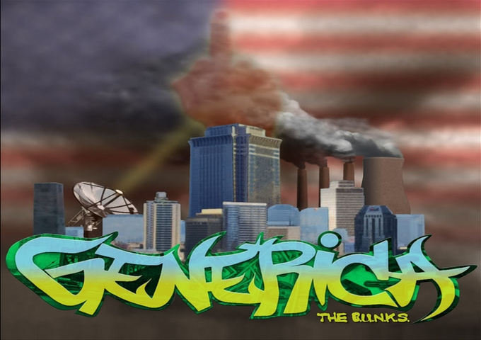 "BUNKS: ""Generica,"" An Album Full Of Explicit Revolutionary Enlightenment"