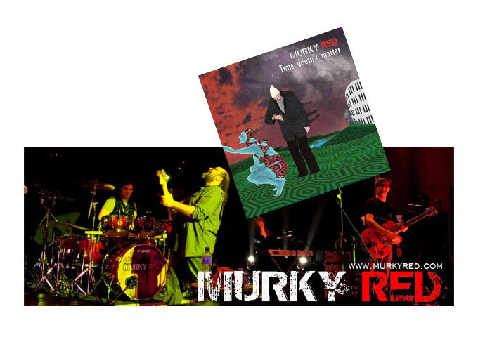 """MURKY RED: Incredibly Tight, Incredibly Slick, On """"Black Beast Rising"""""""
