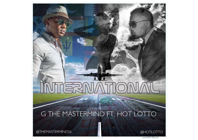"G The Mastermind: ""International"" Great Beat and a Great Flow!"