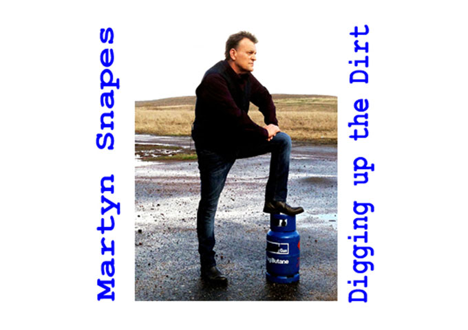 Martyn Snapes: 'Digging Up The Dirt' A Powerful Reflection Of The Soul