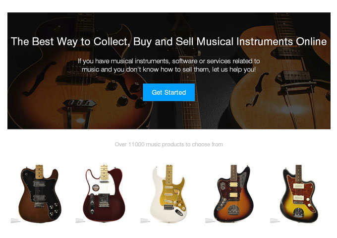 New Online Social Platform to Buy and Sell Musical Instruments Unveiled By DueSn