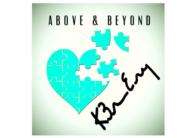 K3vin Envoy: 'Above & Beyond' Brings a New Spirit that is almost Pure Electronic Music!