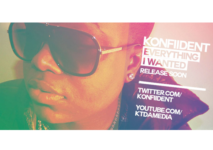 """Interview: Konfiident """"Everything I Wanted"""""""