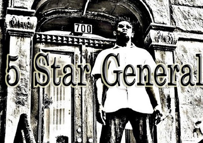 Mo Beatz releases new capital single '5 Star General'