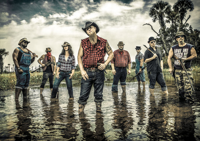 "The Bloody Jug Band Release New Album –  ""Rope Burn"""