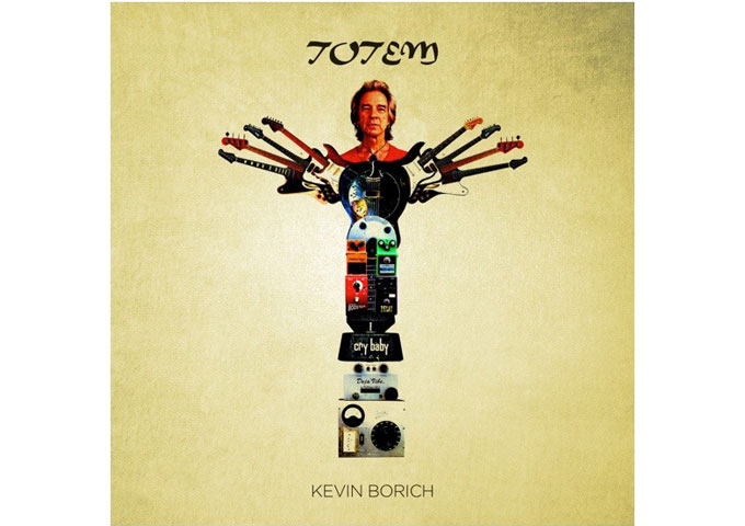 Kevin Borich New Music Release 'Totem'