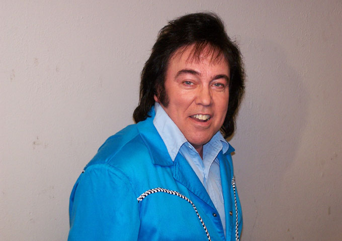 The Ultimate Elvis Presley Salute In Song with Hall Of Fame Band Members