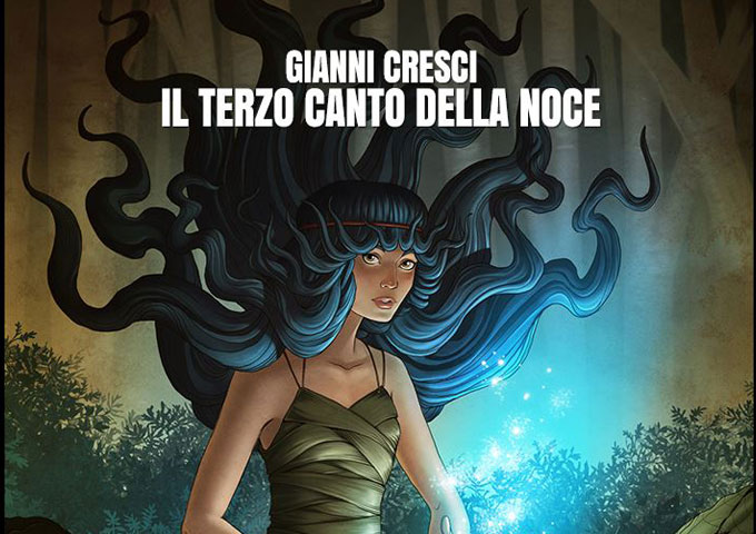 """Gianni Cresci: """"Il terzo canto della noce"""" –  manages to capture that fragile and ethereal fairytale quality"""