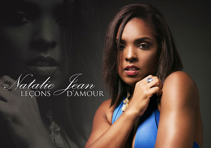 """Natalie Jean: """"Lecon D'Amour"""" – casts her immense magical musical spells!"""