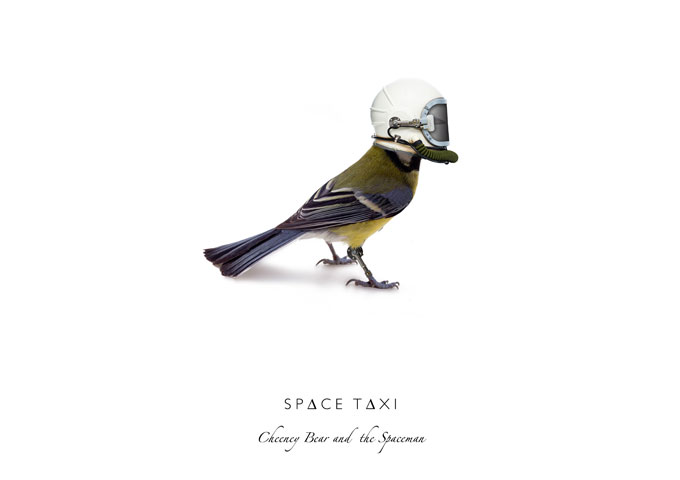 """SPACE TAXI: """"Cheeney Bear and the Spaceman"""" – a spellbinding experience!"""