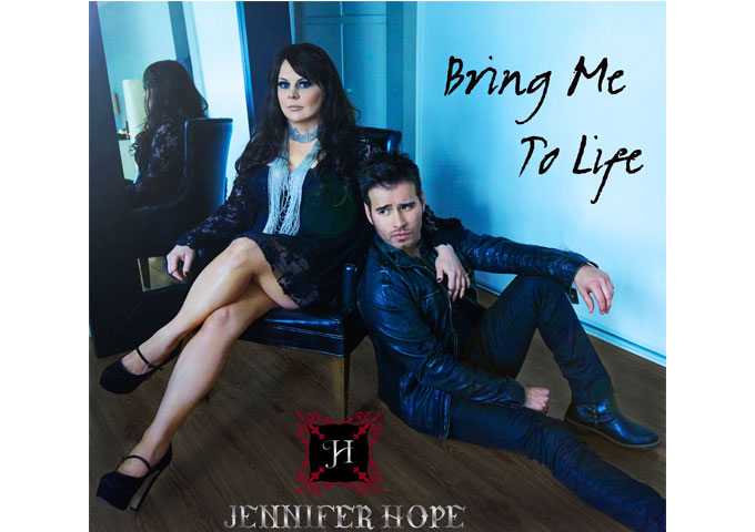 """Jennifer Hope: """"Bring Me To Life"""" – This heavy, sensuous, bass infested sound is like nothing you have experienced"""