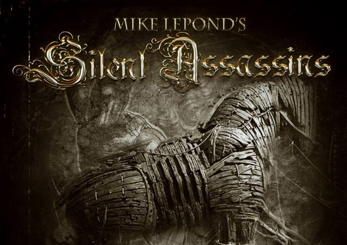 Mike LePond's Silent Assassins and Symphony X bassist Mike LePond