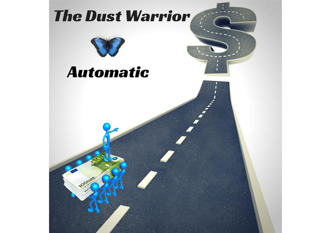"""The Dust Warrior: """"Automatic"""" – fiercely intelligent, delicate and explosive!"""