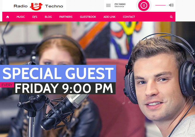 Radio Techno Zagreb – Promoters, Dj's and Producers can host their own shows every week!