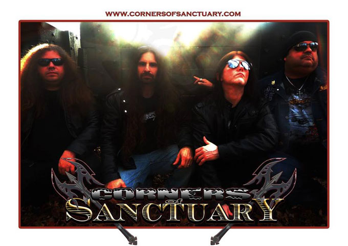 "Corners of Sanctuary: ""Metal Machine"" – These guys came to ROCK and it shows!"