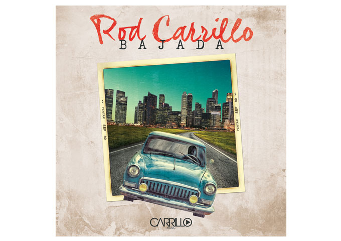 """Rod Carrillo: """"Bajada"""" – pushing the borders of what he does to the utmost limits!"""